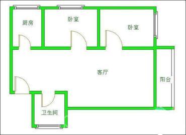 榕苑  1室1厅0卫    45.0万