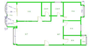 大地锦苑  3室2厅2卫    128.0万