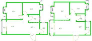 阳光金沙  4室4厅2卫    110.0万