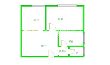 蓝光云鼎(蜀蓉路65号)  1室1厅1卫    2500.0元/月