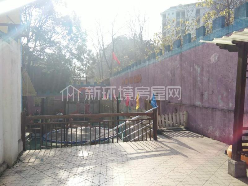 洪山翠园的超级别墅