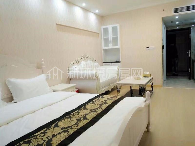 江景公寓 市中心**住宅 保利国际拎包入住