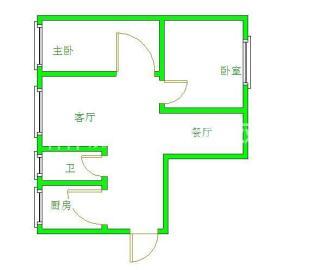 青房尚瑞天韵  2室2厅1卫    105.0万