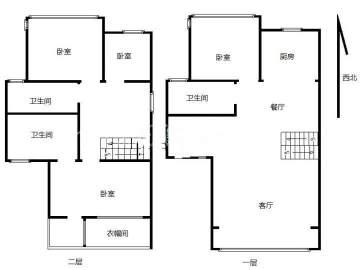 春语花间  4室2厅2卫    349.99万