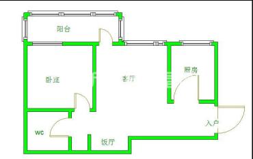 阳曦芙蓉城  2室2厅1卫    140.0万