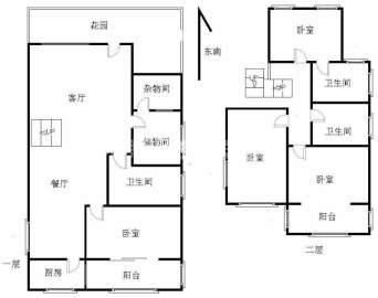 春语花间  6室2厅2卫    340.0万