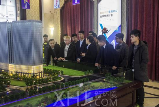 宇成开福广场规划图