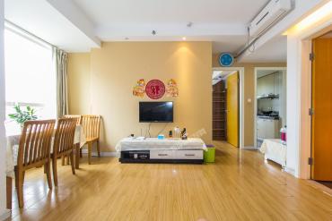 北辰三角洲地鐵口單身公寓 正規一室一廳 價格可談