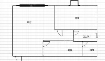 金沙美邻丽锦苑  1室1厅1卫    75.0万