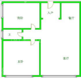 南湖世纪  2室2厅1卫    180.0万