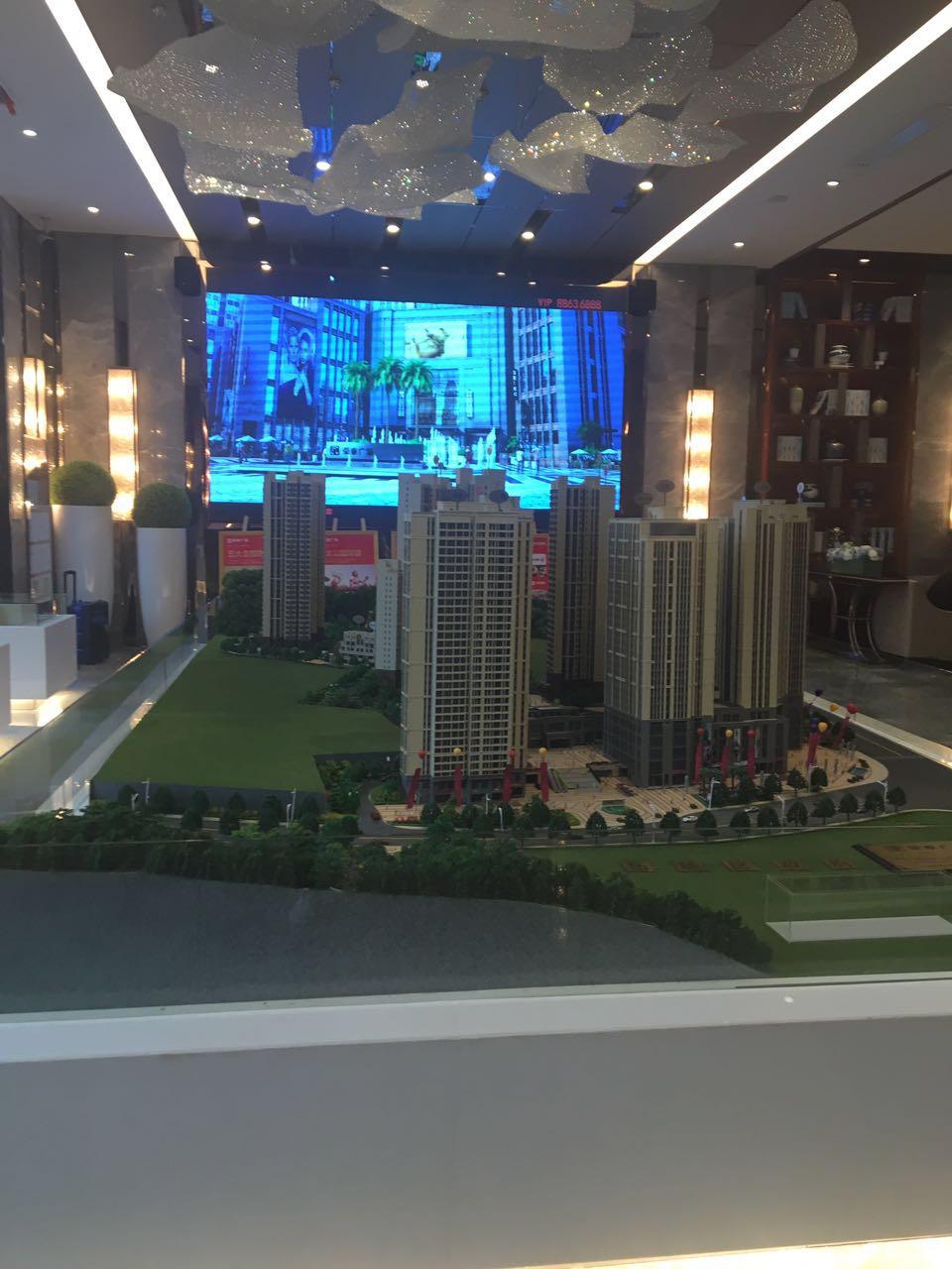 荣泰广场规划图