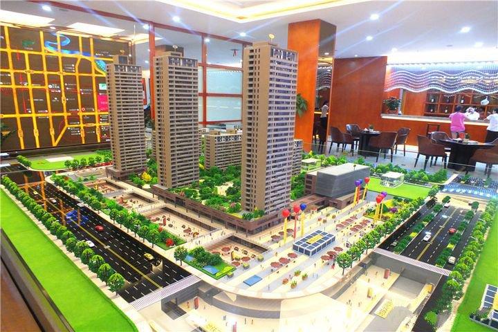 中惠锦堂规划图