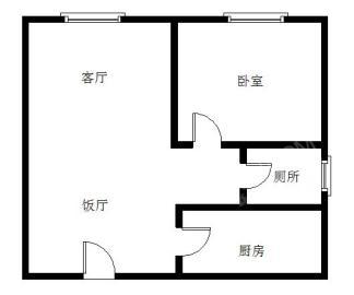 IMC国际广场  1室2厅1卫    2800.0元/月