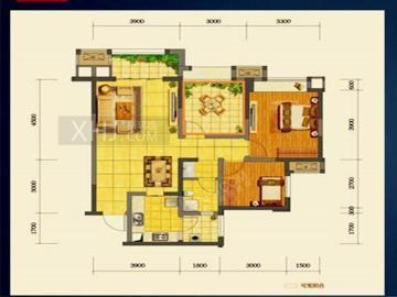 华润凤凰城二期  3室2厅2卫    245.0万