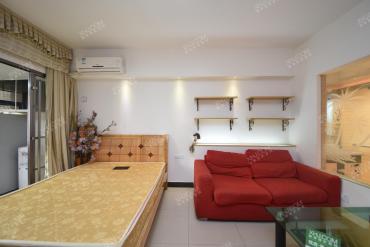 星沙愛都地鐵口居家裝修采光好帶陽臺天然氣做飯一室一廳隨時看房