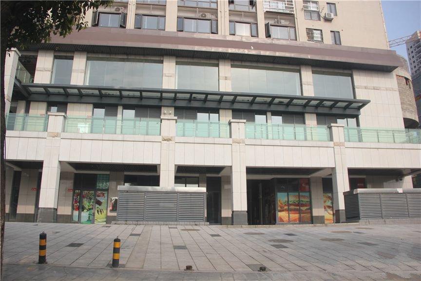新长海广场实景图