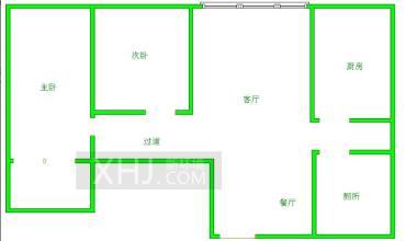 光华杏林  2室1厅1卫    2000.0元/月