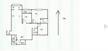 金沙西园二期  3室1厅2卫    360.0万