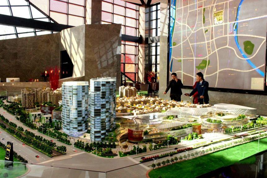明昇壹城规划图