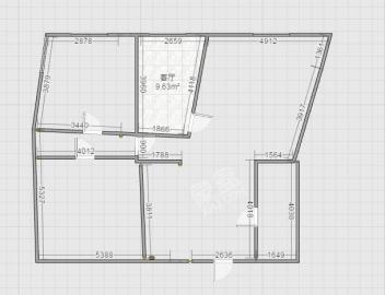 一品CG  2室1厅1卫    105.0万