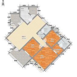 南阳盛世  2室2厅1卫    122.0万
