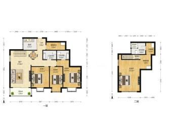 中海兰庭  5室2厅2卫    428.0万