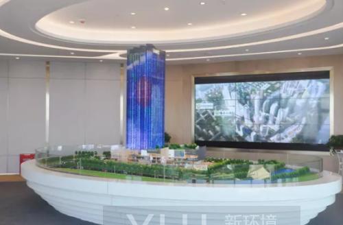 福晟国际金融中心规划图