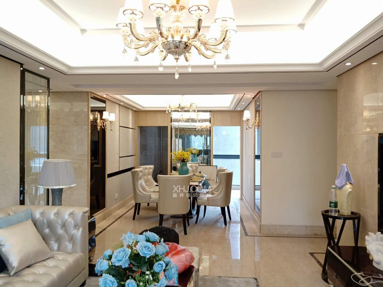 创意君悦城  3室2厅2卫    130.0万