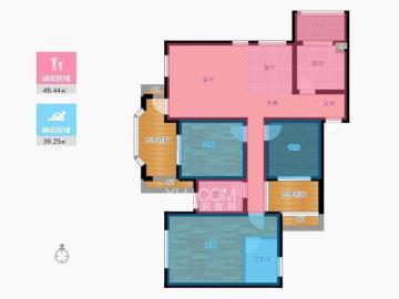 教师新苑二期  3室2厅1卫    102.0万