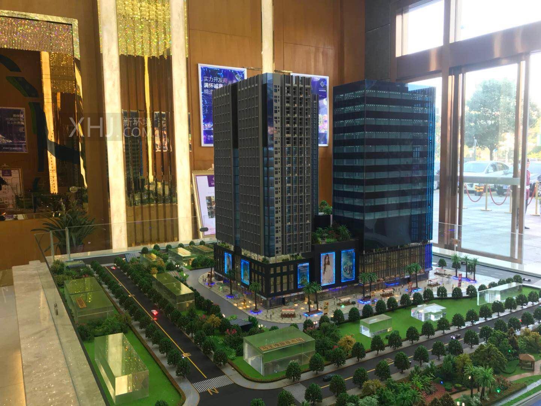 东盈商业广场规划图