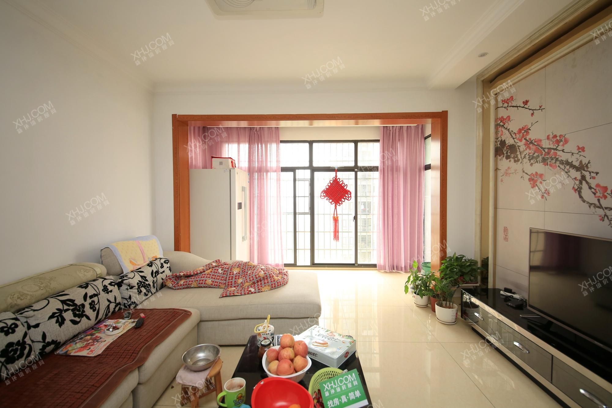 七里香榭电梯精装3房,90平96万