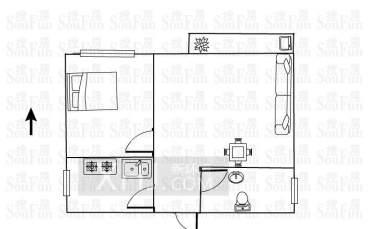 千和馨城  2室1厅1卫    129.0万