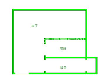 绿地之窗  2室1厅1卫    185.0万